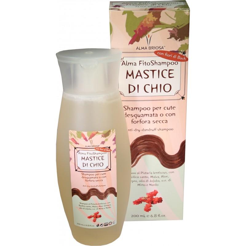 Shampoo Mastice di Chio