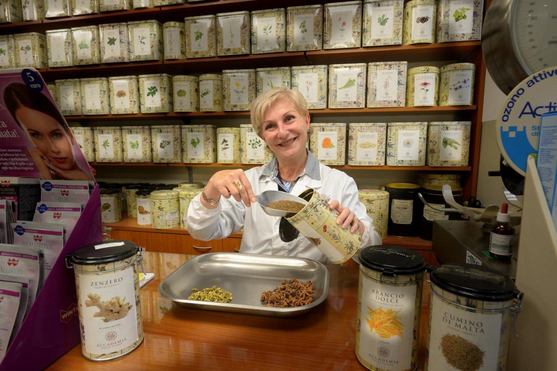 Negozio prodotti naturali Modena