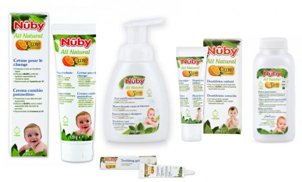 cosmetici neonati